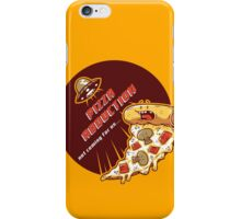 Pizza Abduction iPhone Case/Skin