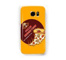 Pizza Abduction Samsung Galaxy Case/Skin