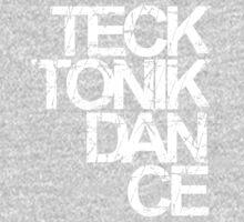 Tecktonik Dance One Piece - Long Sleeve