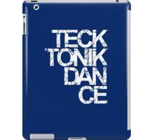 Tecktonik Dance iPad Case/Skin