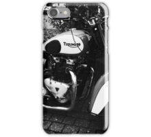 1953 Triumph 650 Twin  iPhone Case/Skin