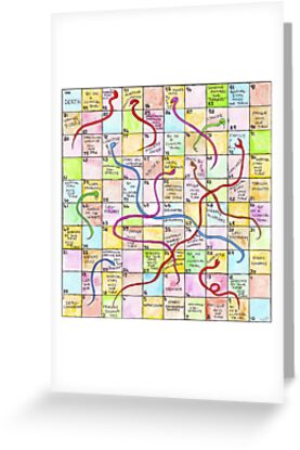 HIV Snakes And Ladders by John Douglas