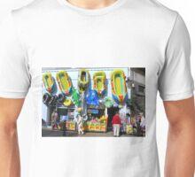 Inflatable Crocodile Unisex T-Shirt