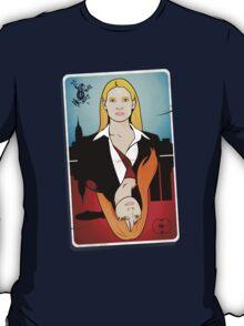 Olivia VS Fauxlivia | Fringe T-Shirt