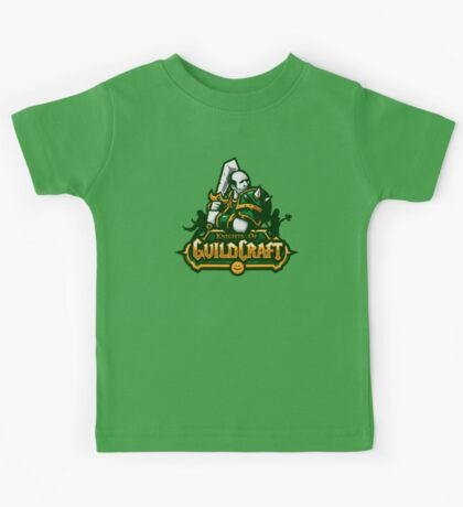 Knights of GuildCraft Kids Tee