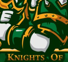 Knights of GuildCraft Sticker