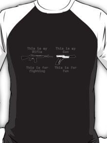 This is my gun T-Shirt