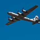 FIFI the B-29 by Tim Gumz