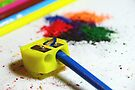 building a rainbow by Georgie Hart
