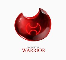 Soul of the Warrior -white Unisex T-Shirt