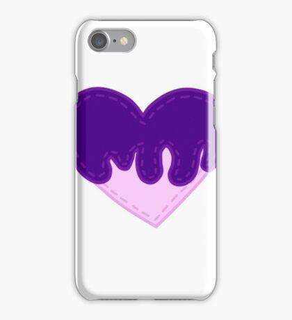Gooey Pastel Heart iPhone Case/Skin