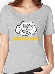 Kansas City Kingclaws (Red) Women's Relaxed Fit T-Shirt