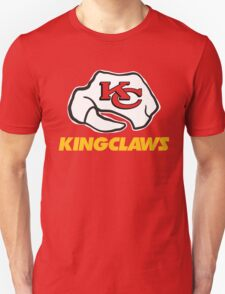 Kansas City Kingclaws (Red) Unisex T-Shirt
