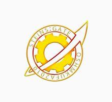 Steins;Gate Pin Badge T-Shirt