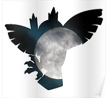 Noctowl used dream eater Poster