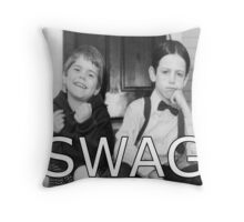 Little Rascals Swagger Throw Pillow