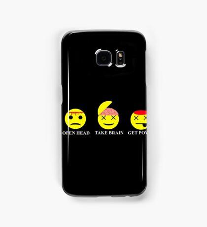 Heroes Sylar Smileys Samsung Galaxy Case/Skin