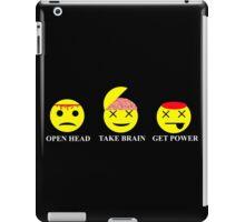 Heroes Sylar Smileys iPad Case/Skin