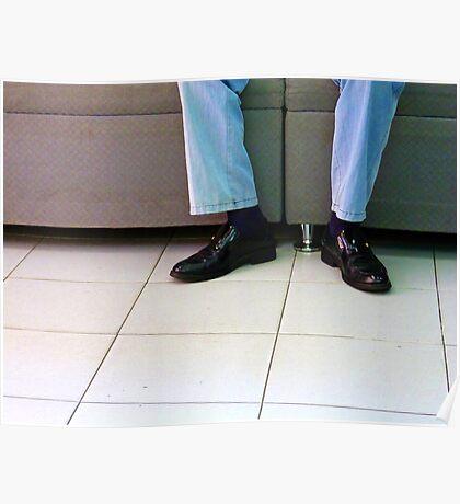 Shiny Kicks Poster