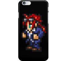 Reno (Turks) sprite - FFRK - Final Fantasy VII (FF7) iPhone Case/Skin