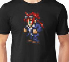 Reno (Turks) sprite - FFRK - Final Fantasy VII (FF7) Unisex T-Shirt