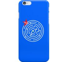 MAZE PUZZLE GOAL iPhone Case/Skin