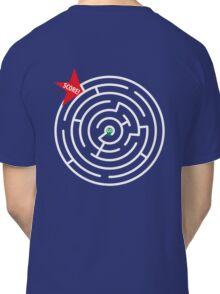 MAZE PUZZLE GOAL Classic T-Shirt