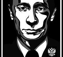Putin Disobey by pif14