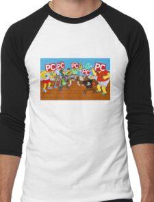 next gen gaming Men's Baseball ¾ T-Shirt