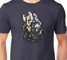 Sephiroth sprite - FFRK - Final Fantasy VII (FF7) Unisex T-Shirt