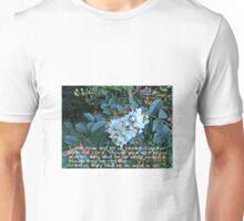 White as Snow Unisex T-Shirt