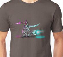 Lazer T-Rex Unisex T-Shirt