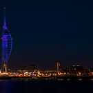 Portsmouth Waterfront by Drew Walker