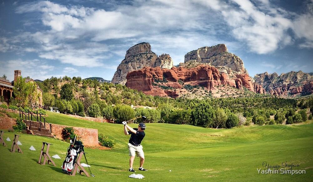 Arizona... simply irresistible! by Yasmin Simpson