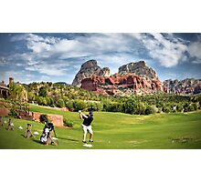 Arizona... simply irresistible! Photographic Print