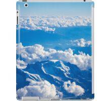 The Alps, Switzerland iPad Case/Skin