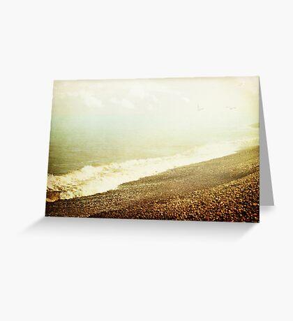 Love of the Sea IX Greeting Card