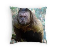 I'm not the Devil Throw Pillow