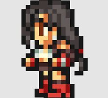 Tifa Lockhart sprite - FFRK - Final Fantasy VII (FF7) by Deezer509
