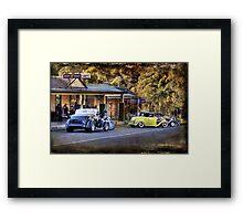 St. Andrews #3 Framed Print