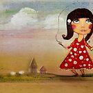 skipping girl by © Karin Taylor