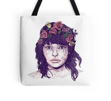 Lauren Mayberry Tote Bag