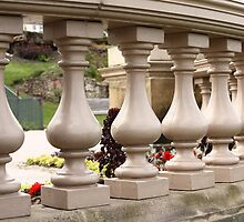 Balustrade by Harry Purves