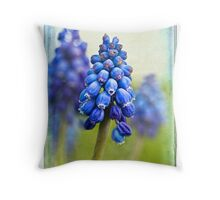 Reverie Muscari Throw Pillow