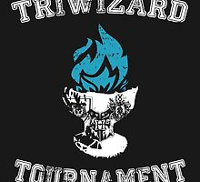 Triwizard Tournament by Ian A.