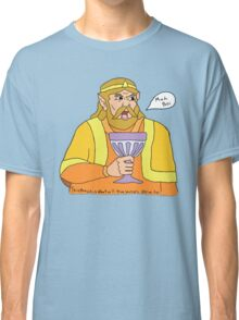 The King of Hyrule- Mah Boi Classic T-Shirt