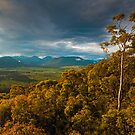 Valley of soft light by Barry Armstead