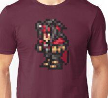 Vincent Valentine sprite - FFRK - Final Fantasy VII (FF7) Unisex T-Shirt