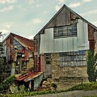 The Old Woodmill by Julesrules