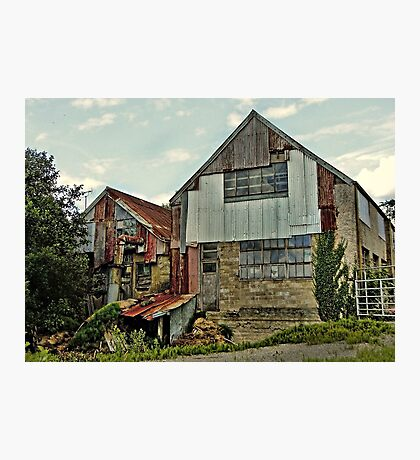The Old Woodmill Photographic Print